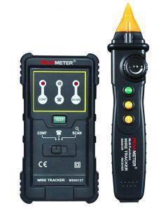 Testeur de Câble Portable PEAKMETER MS6812  Tracker réseau de fil Téléphone Internet RJ45/RJ11
