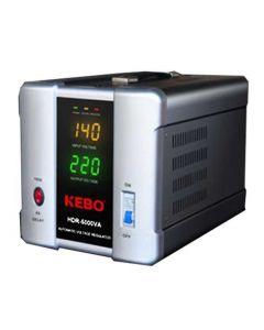 STABILISATEUR DIGT 5000VA SDR 5000 KEBO INPUT 100VLT/260VLT