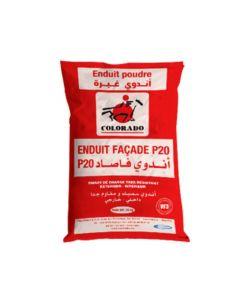 ENDUIT FACADE P20 10kg