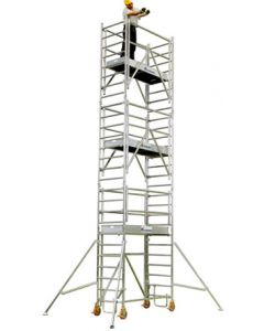 ECHAFAUDAGE ROULANT - STARLIUM 180