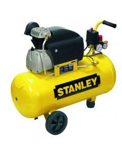 COMPRESSEUR STANLY 50L MONOPHASE 230V-50HZ 2CV 222L/MIN 8BARS REF FC2/50