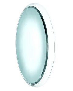 Hublot ovale  E27 Blanc LINA