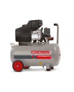 COMPRESSEUR A  AIR  CROWN 2HP 165L/MIN 50L REF.CT36029