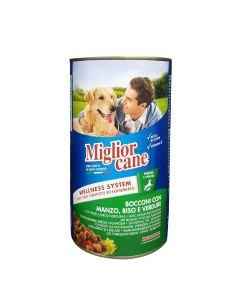 Miglior cane PATE CHIEN BŒUF RIZ LEGUME 1,25kg
