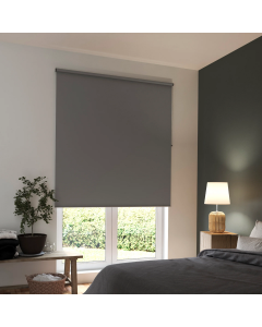 STORE ENROULEUR BLACKOUT GRIS 150 x 180 cm