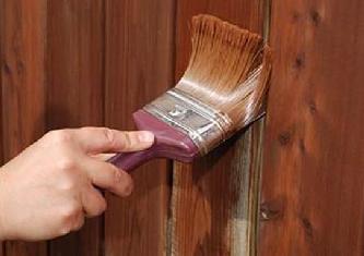 """Comment appliquer une peinture """"effet bois """" JAFEP ?"""